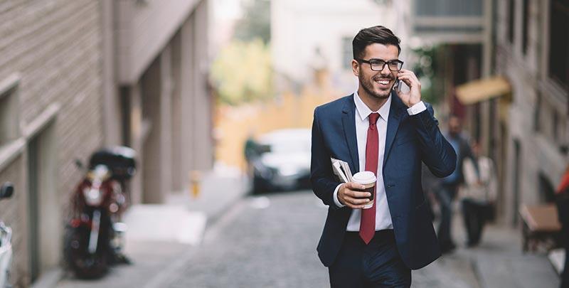Что делать после делового знакомства