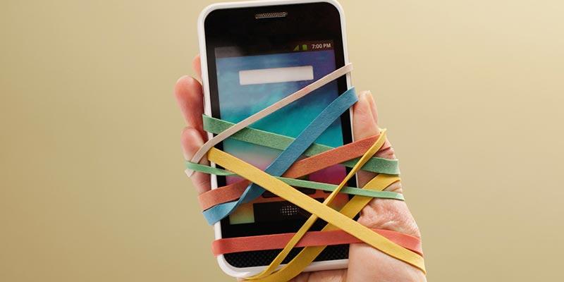 5 способов как побороть зависимость от телефона