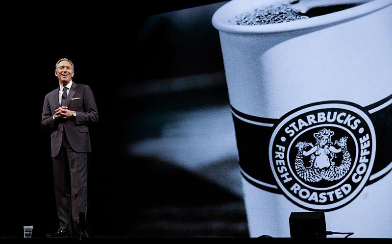 Говард Шульц - как чашка за чашкой строилась Starbucks